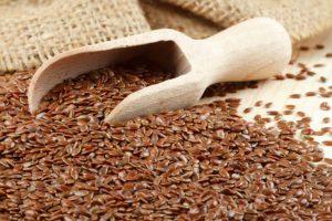 Beneficios de la linaza o semillas de lino dorado