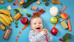 Alimentación ecológica para bebés
