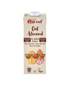 Bebida de Avena y Almendra Bio Sin Azúcares Añadidos