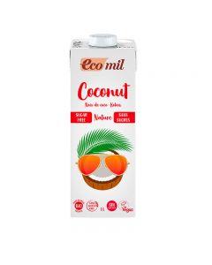Bebida de coco ecológica