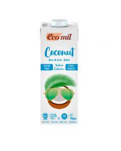 Bebida de Coco con Calcio Bio